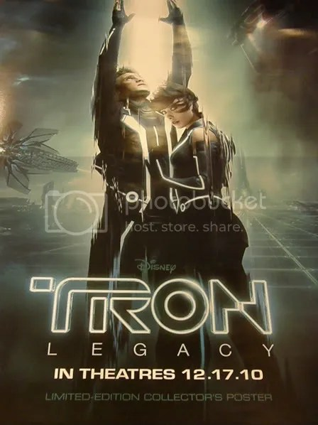 TronNight 2010 CE poster