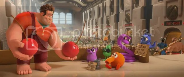 Wreck-It Ralph - Q*Bert - Facebook