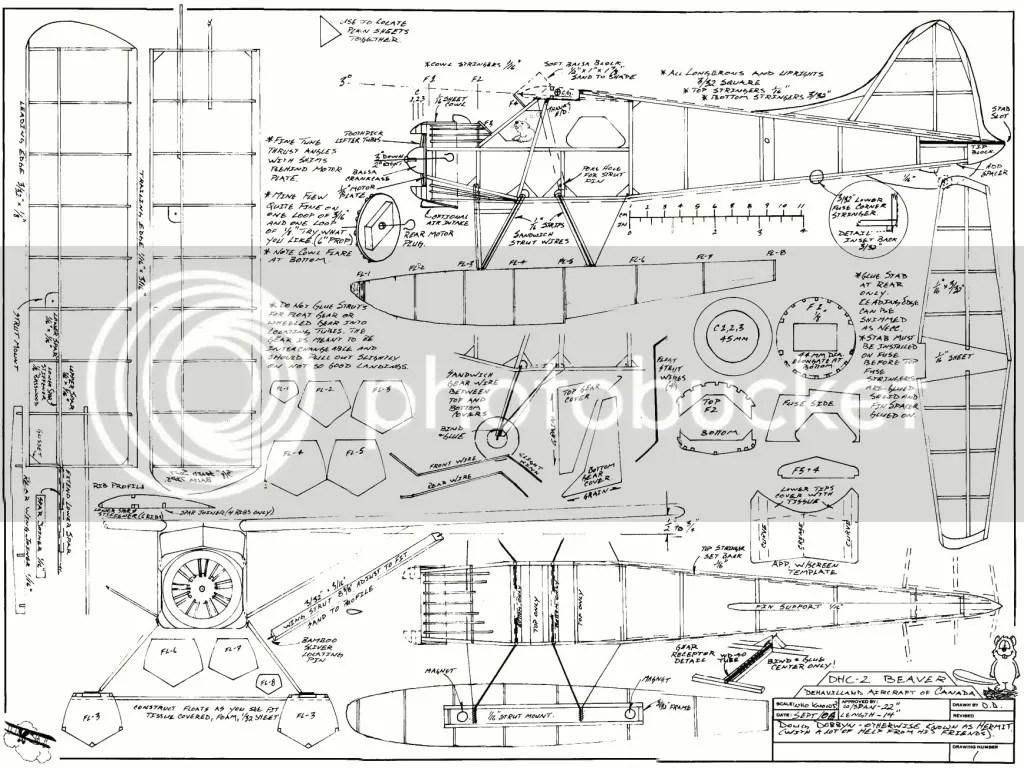 Beaver Rc Plane   Wiring Diagram Database