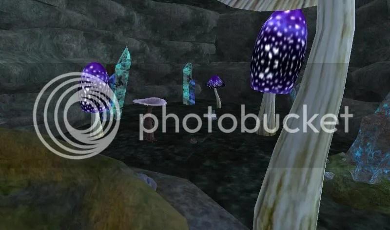 Shroomba caves
