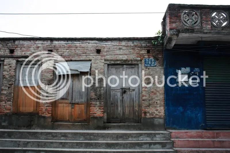 Building in Kathmandu