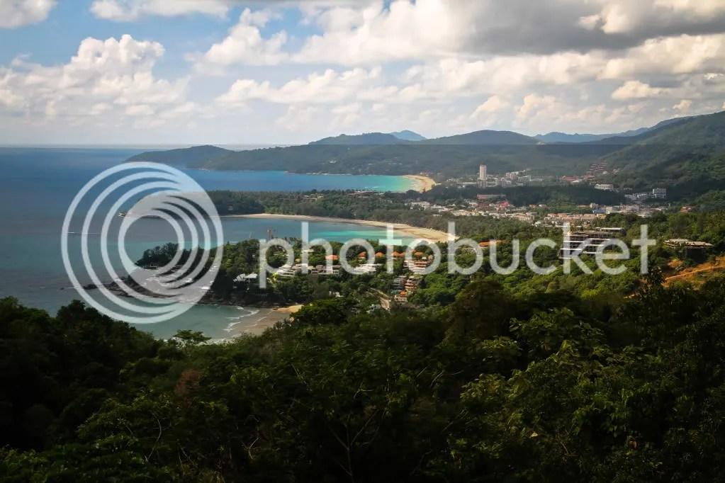 Bays of Phuket