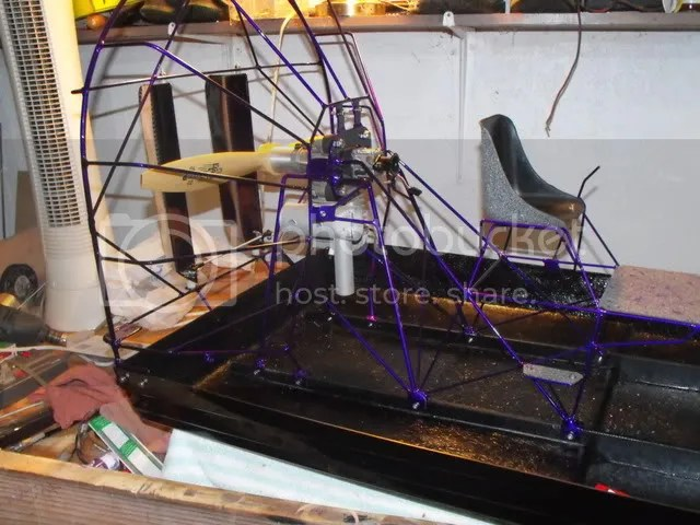 Airboat Kits Rc