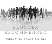 Blogger Recommended Network