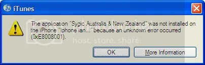 Post image of 0xE8008001 Error When Trying to Sync… fix