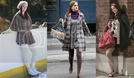 Blair waldorf's tights