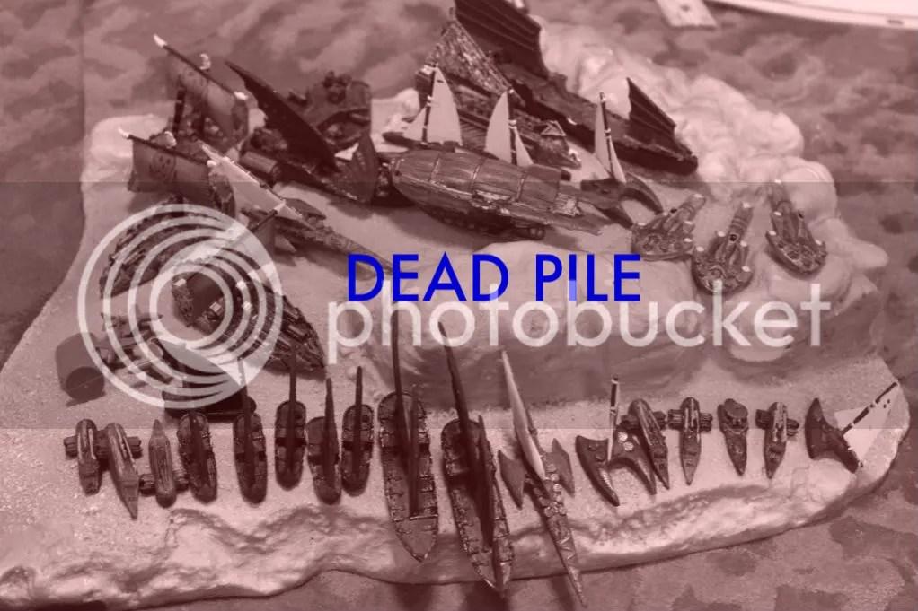 Dead Ships Pile on Dead Ship Island