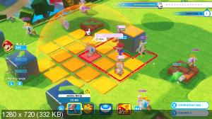 d60d84da79690aaf6937234916b955f4 - Mario + Rabbids Kingdom Battle Switch XCI NSP