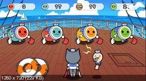 4ee3afce17bb24d4da0aad7ee9be7d33 - Taiko no Tatsujin: Drum'n'Fun! Switch NSP XCI