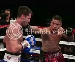 Sergio Martinez KO Darren Barker