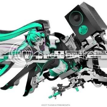 La portada del Vocalostar, a pesar de lo que sugiere, también poseerá canciones de los otros Vocaloids de Crypton.