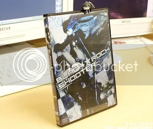 Ya llegó el DVD promocional del anime.