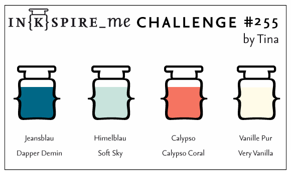 In{k}spire_me Color Challenge #255