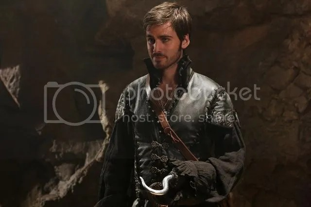 Once Upon a Time, Captain Hook