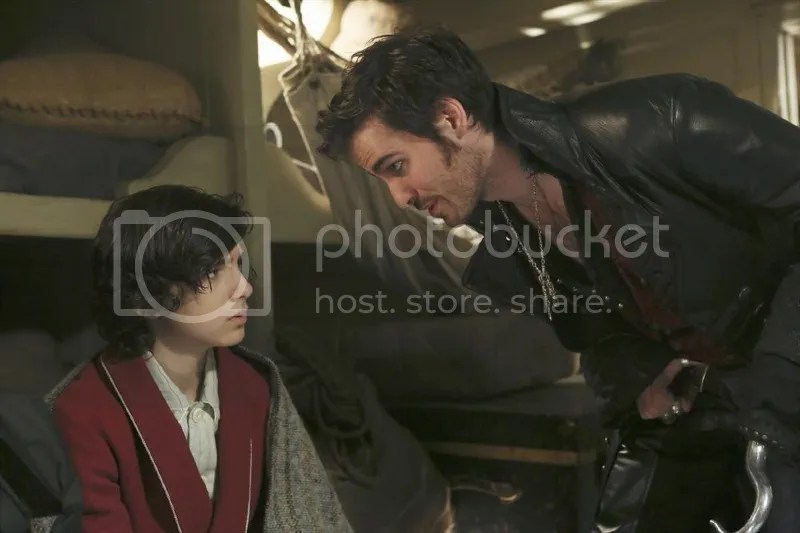 Once Upon a Time, Hook and Baelfire