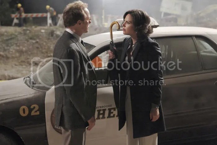 Once Upon a Time, Regina and Archie