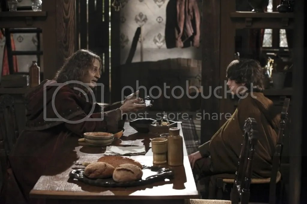 Once Upon a Time, Rumpelstiltskin and Baelfire
