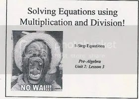 racist math image Pictures, Images and Photos