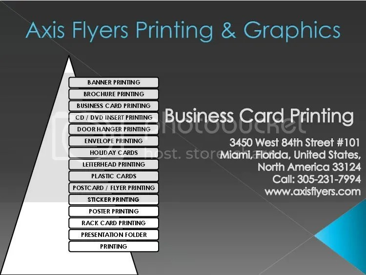 business cards printing miami