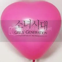 Girls' Generation Balloon