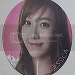 Girls' Generation SMTOWN LIVE Fan - Jessica