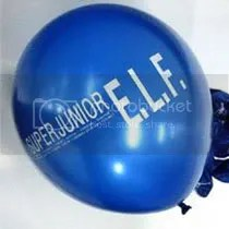 Super Junior Balloon