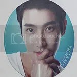 Super Junior SMTOWN LIVE Fan - Siwon