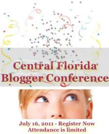 Blogger Conference Square Banner