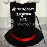 DIY magicians hat