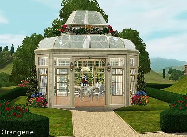 Chateau Du Bellevue Petalbot S Builds