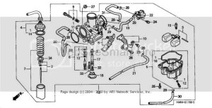 recon 250 carb problem  Honda Foreman Forums : Rubicon