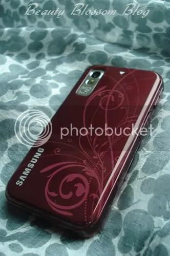 Samsung GT-S5230 La Fleur