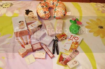 gmarket,order,asiya,aigy,beauty blossom,blog,etude house,beauty credit,haul,cotton pads