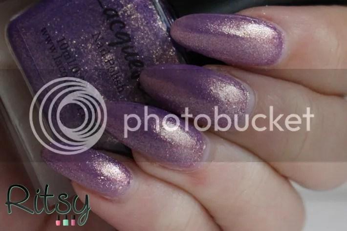 Lacquester Purple Reign