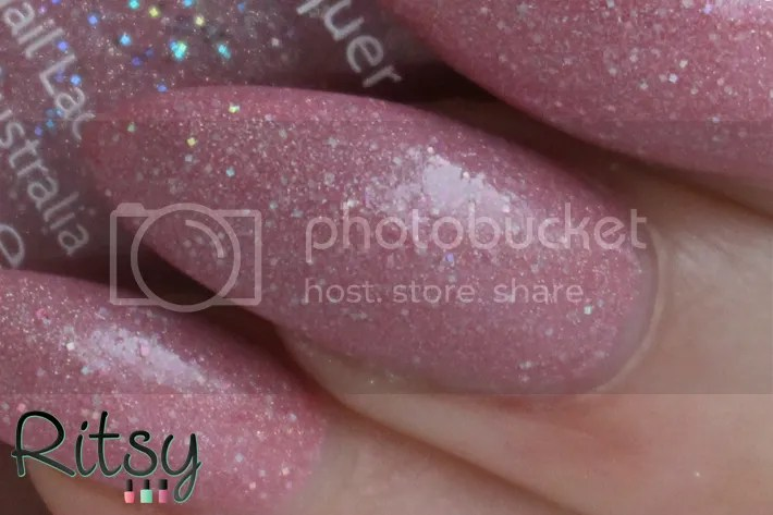 Lilypad Lacquer - Raindrops on Roses