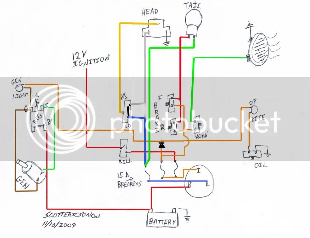75 Flh Wiring Diagram - Wiring Diagram Networks
