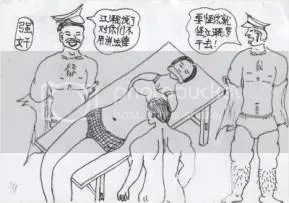sexual abuse of Falun Gong