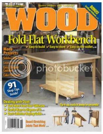 Wood Magazine no.207 - October 2011