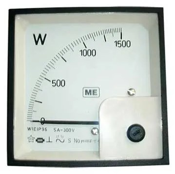 Picture of Watt meter