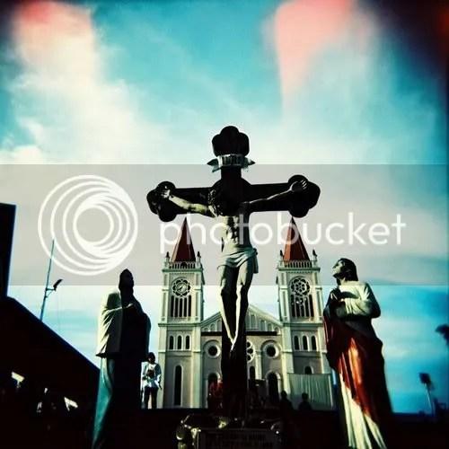 Baguio City Crucifix