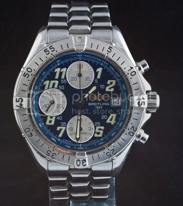 Chrono Colt Automatic