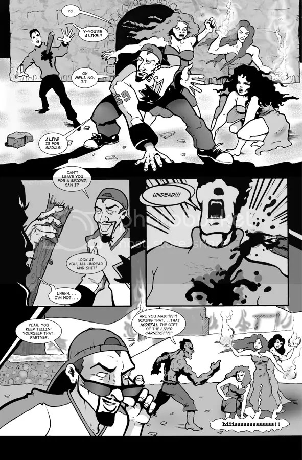 The Colony #4, page 17