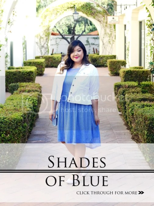 Curvy Girl Chic Plus Size Fashion Blog Kohls Spring Dresses