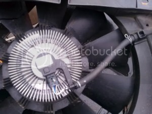 42 Fan Clutch Replacement with Pictures  Chevy TrailBlazer, TrailBlazer SS and GMC Envoy Forum