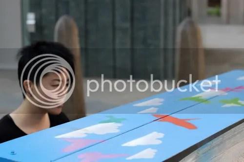 Atsuko Street Piano Monument 11