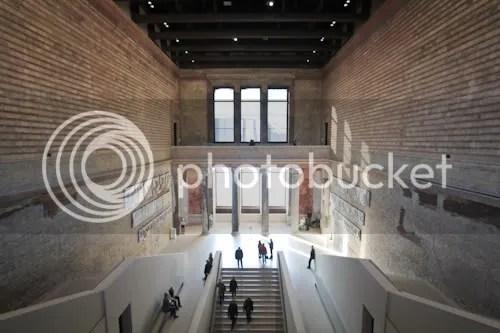 Berlin David Chipperfield Neues Museum 16
