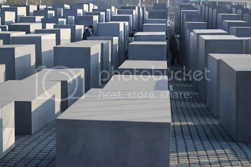 Peter Eisenman Holocaust Memorial 18