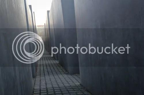 Peter Eisenman Holocaust Memorial 5