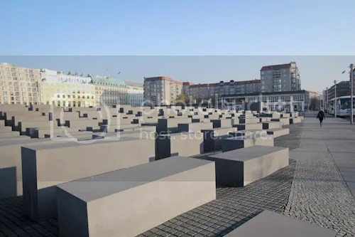 Peter Eisenman Holocaust Memorial 9