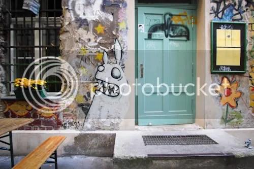 Berlin Street Art Graffiti 1